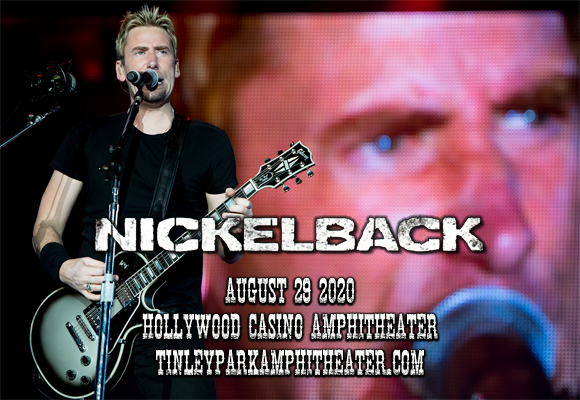 Nickelback, Stone Temple Pilots & Switchfoot [CANCELLED] at Hollywood Casino Amphitheatre