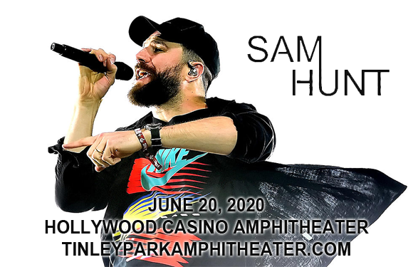 Sam Hunt, Kip Moore & Travis Denning [CANCELLED] at Hollywood Casino Amphitheatre