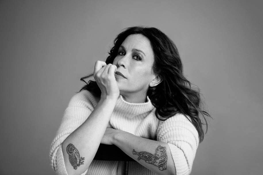 Alanis Morissette at Hollywood Casino Amphitheatre