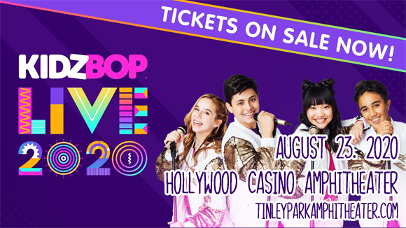 Kidz Bop Live at Hollywood Casino Amphitheatre