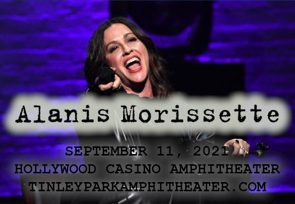 Alanis Morissette at Hollywood Casino Amphitheatre