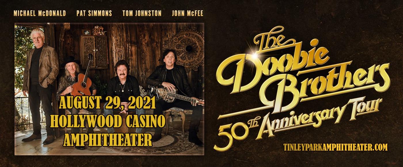The Doobie Brothers & Michael McDonald at Hollywood Casino Amphitheatre