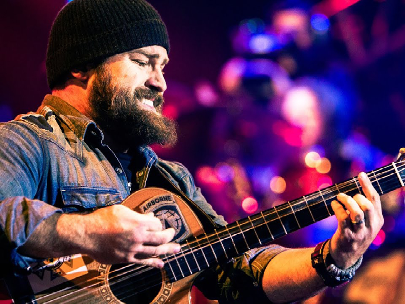 Zac Brown Band at Hollywood Casino Amphitheatre