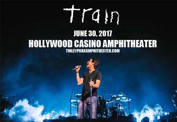 Train, Natasha Bedingfield & O.A.R. at Hollywood Casino Ampitheatre