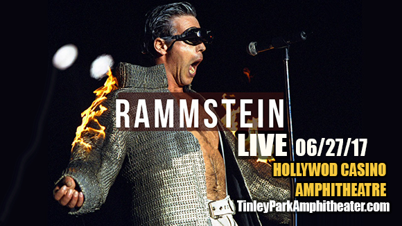 Rammstein at Hollywood Casino Ampitheatre