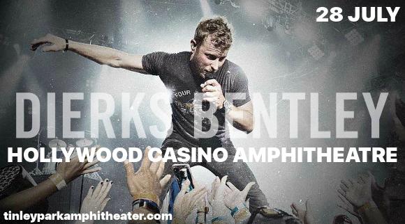 Dierks Bentley, Cole Swindell & Jon Pardi  at Hollywood Casino Ampitheatre