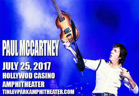 Paul McCartney at Hollywood Casino Ampitheatre