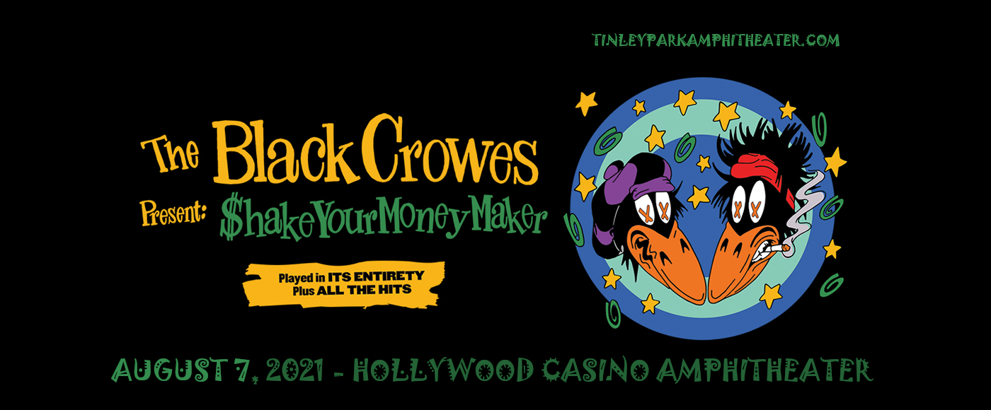 The Black Crowes at Hollywood Casino Amphitheatre