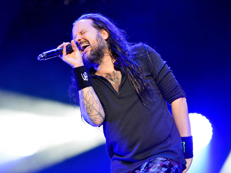 Korn & Staind at Hollywood Casino Amphitheatre