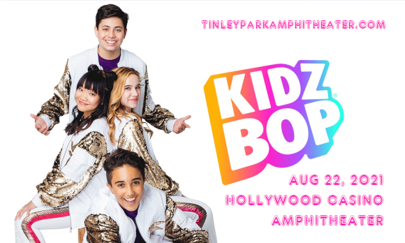 Kidz Bop Live [CANCELLED] at Hollywood Casino Amphitheatre