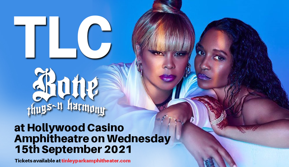 TLC & Bone Thugs N Harmony at Hollywood Casino Amphitheatre