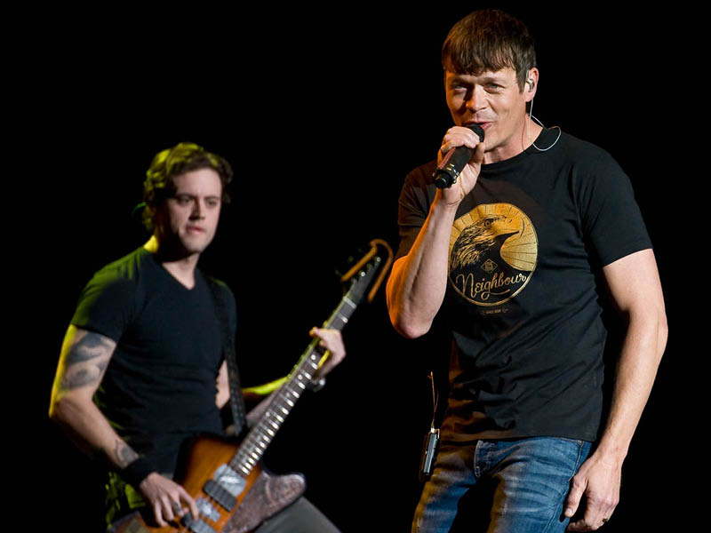 3 Doors Down: The Better Life 20th Anniversary Tour at Hollywood Casino Amphitheatre