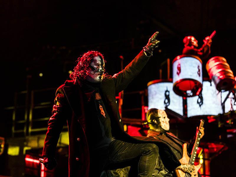 Knotfest Roadshow: Slipknot, Killswitch Engage, Fever333 & Code Orange at Hollywood Casino Amphitheatre