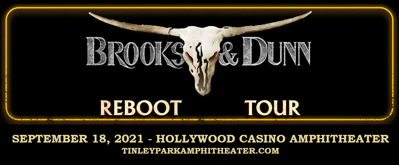 Brooks and Dunn at Hollywood Casino Amphitheatre